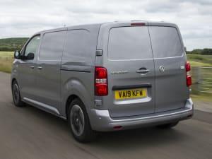 Vauxhall VIVARO 2900 1.6CDTi BiTurbo 125 ecoTEC H1 Ltd Ed Nv D/Cab