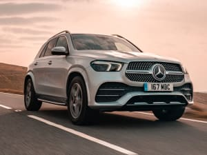 Mercedes Benz GLE GLE 350d 4Matic AMG Line 5dr 9G-Tronic
