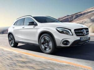 Mercedes Benz GLA CLASS GLA 180 AMG Line Edition 5dr Auto
