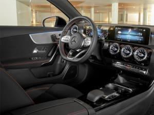 Mercedes Benz A CLASS A180 Sport 4dr