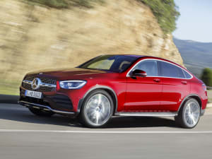 Mercedes Benz GLC COUPE GLC 220d 4Matic AMG Line 5dr 9G-Tronic