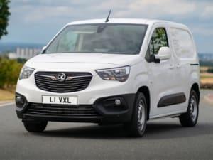 Vauxhall COMBO CARGO 2300 1.5 Turbo D 100ps H1 Sportive Van