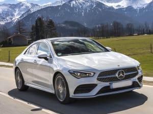 Mercedes Benz CLA CLASS CLA 220d AMG Line Premium 5dr Tip Auto