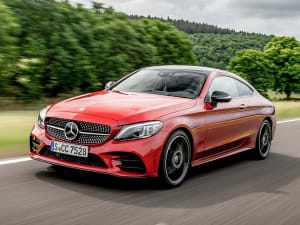 Mercedes Benz C CLASS C300de AMG Line Night Ed Premium + 5dr 9G-Tronic