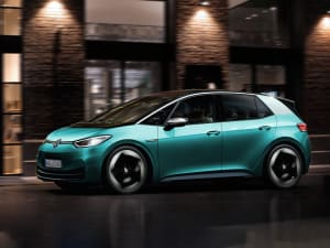 Volkswagen ID.3 150kW Family Pro Performance 62kWh 5dr Auto