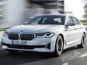 BMW 5 SERIES 520d MHT xDrive M Sport 4dr Step Auto