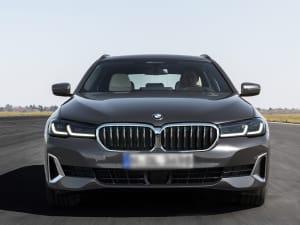 BMW 5 SERIES 520i MHT SE 5dr Step Auto