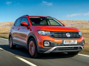 Volkswagen T-CROSS 1.0 TSI 110 Active 5dr DSG