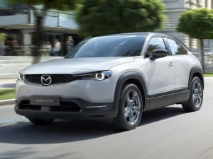 Mazda MX-30 107kW Sport Lux 35.5kWh 5dr Auto