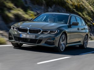 BMW 3 SERIES 330i M Sport 5dr Step Auto