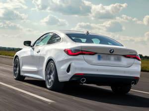 BMW 4 SERIES 420i M Sport 2dr Step Auto