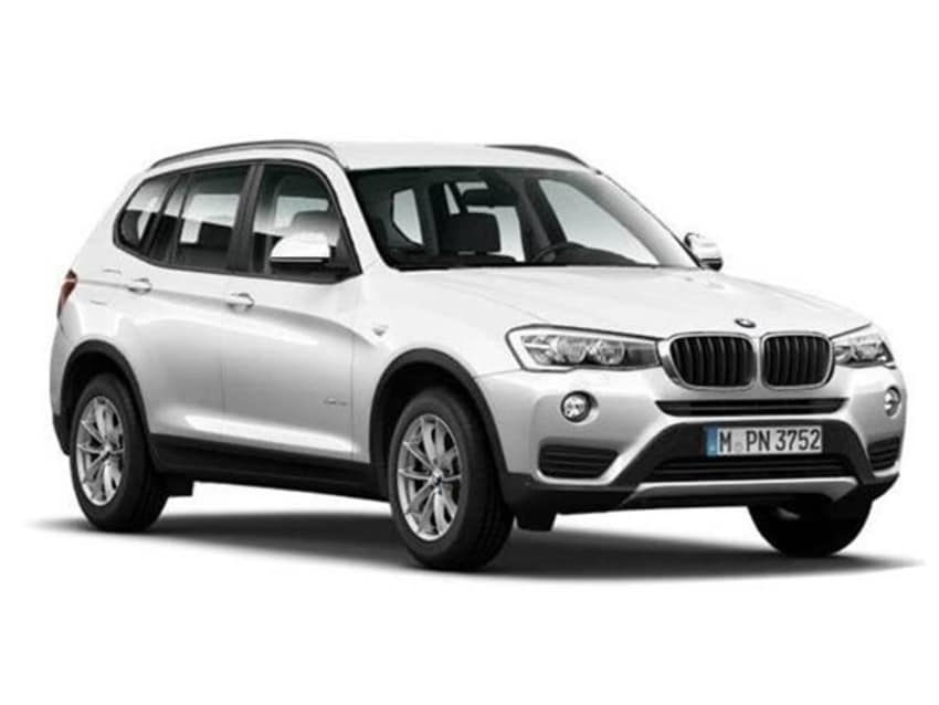 Bmw X3 Xdrive20d M Sport 5dr Step Auto Leasing Deals Fulton
