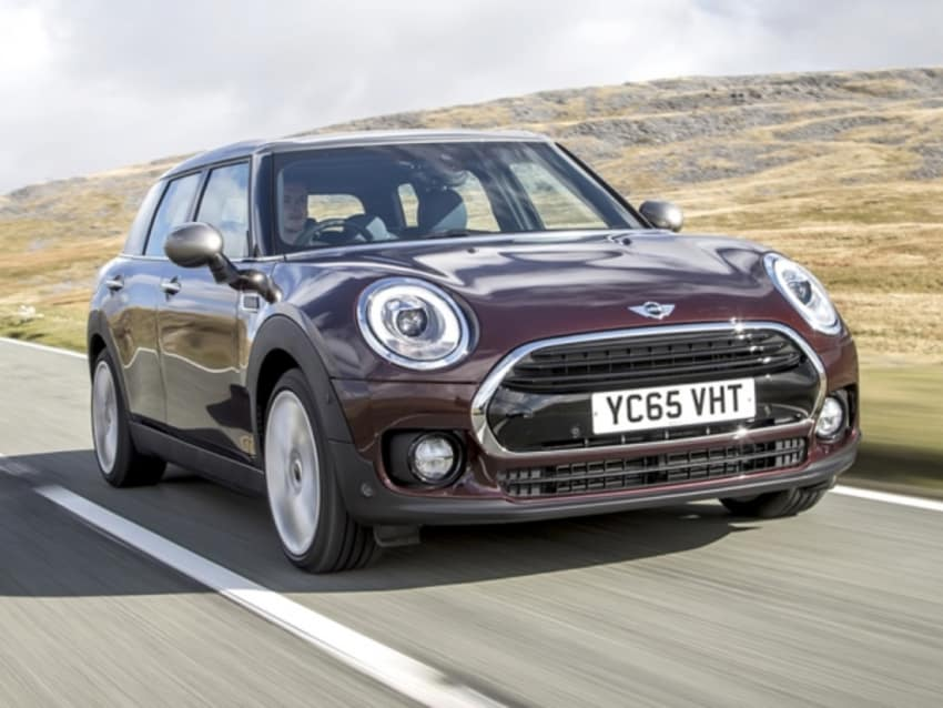 Mini Clubman 20 Cooper S All4 6dr Media Pack Xl Leasing Deals