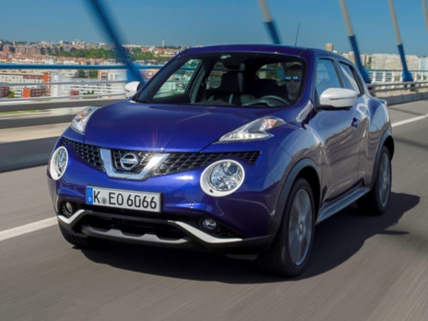 W Ultra Nissan JUKE 1.2 DiG-T Bose Personal Edition 5dr Leasing Deals PJ11