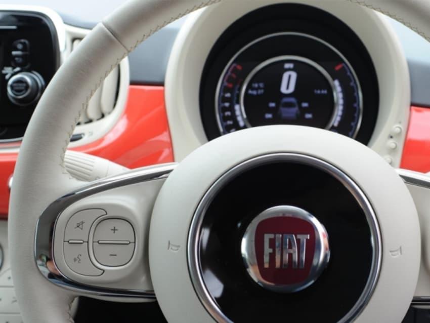 Fiat 500 1 2 Riva 3dr Dualogic Leasing Deals | Fulton