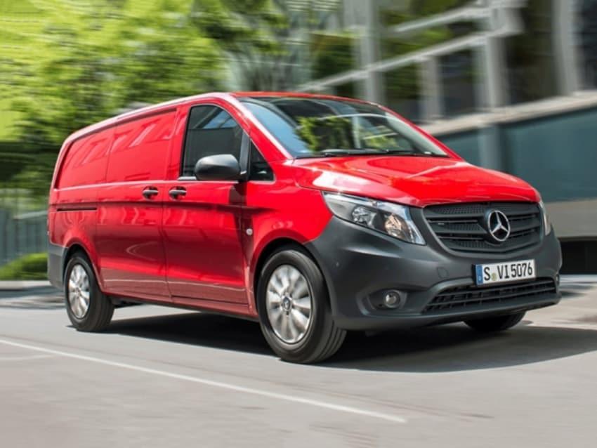 e919c6b9ce Mercedes Benz VITO 109CDI Van Leasing Deals