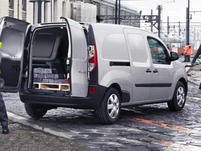 Renault KANGOO ML19 ENERGY dCi 95 Business+ Van [Euro 6] Leasing
