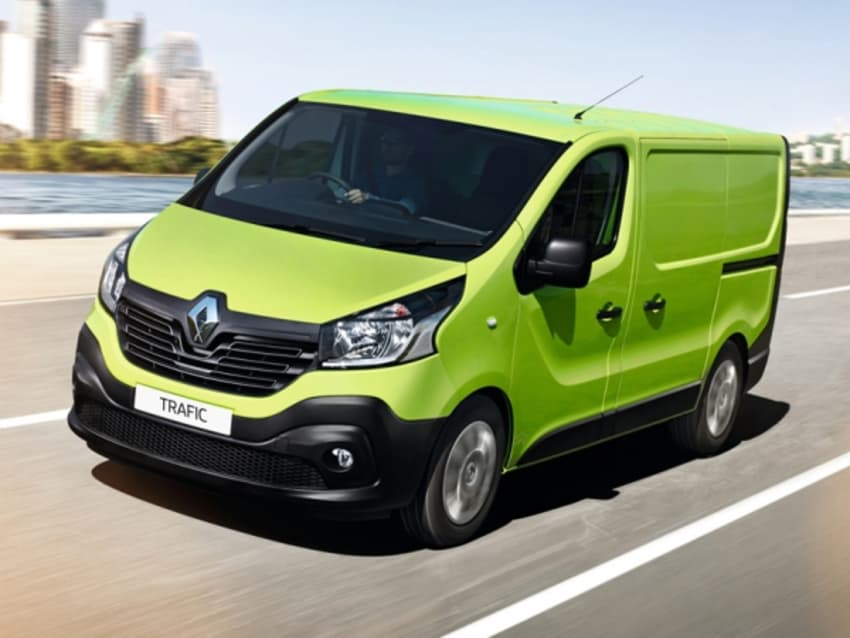 f66f1b26e19d17 Renault TRAFIC LL29 ENERGY dCi 145 Business Van Leasing Deals ...