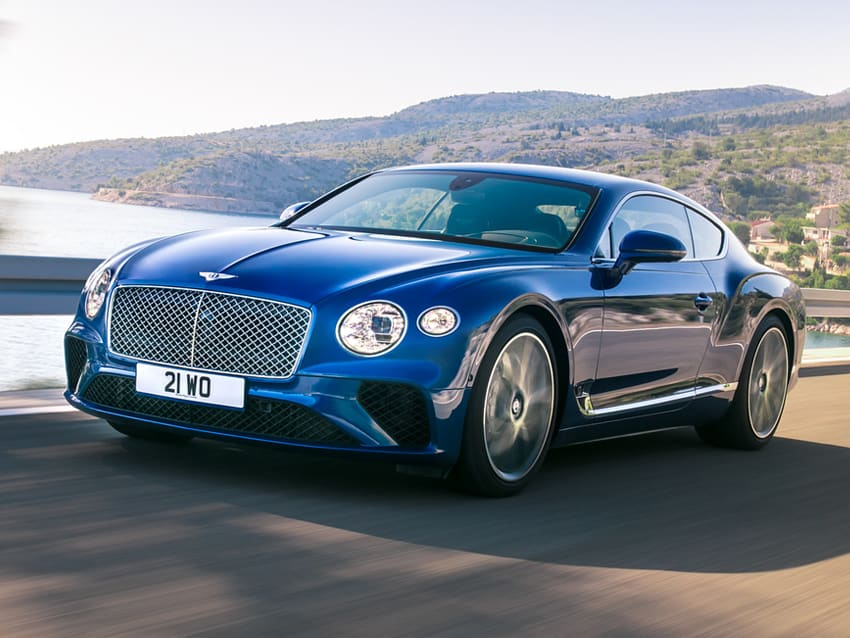 Bentley Continental Gt 6 0 W12 635 Speed 2dr Auto Leasing Deals