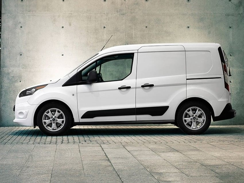 Ford TRANSIT CONNECT 1 0 EcoBoost 100ps D/Cab Trend Van