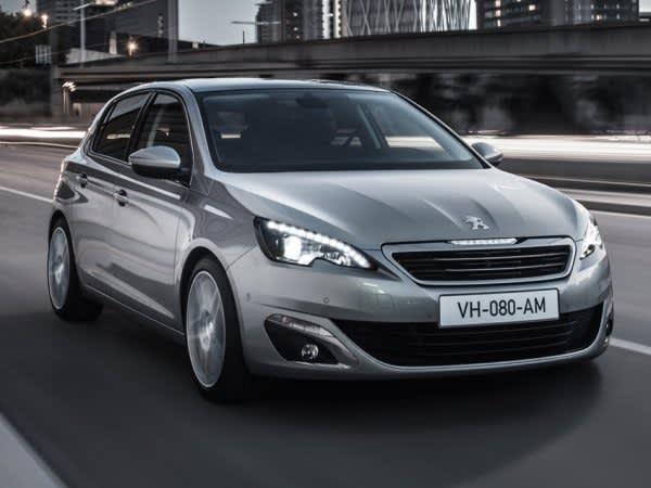 Peugeot 308 2 0 BlueHDi 180 GT 5dr EAT8 Leasing Deals