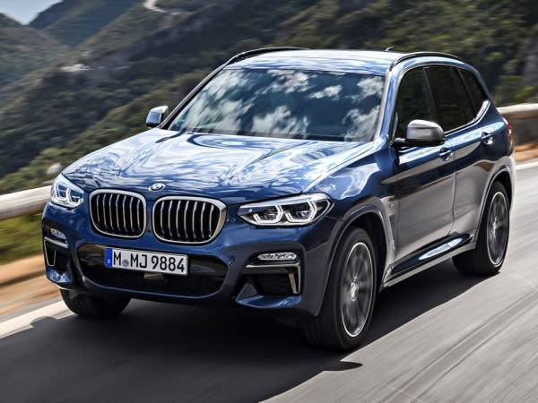 BMW X3 xDrive M40i 5dr Step Auto Leasing Deals | Fulton
