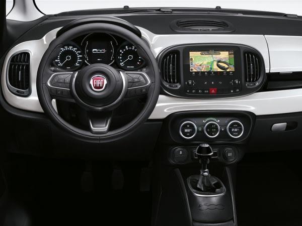 Fiat 500L 1 3 Multijet 95 Trekking 5dr Dualogic Leasing
