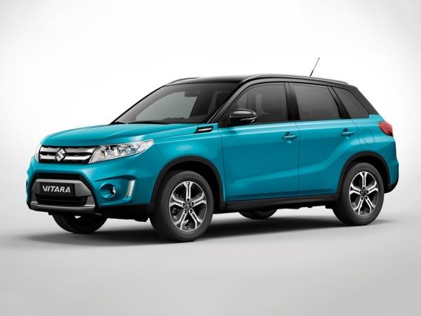 Suzuki VITARA 1 0 Boosterjet SZ-T 5dr Leasing Deals | Fulton