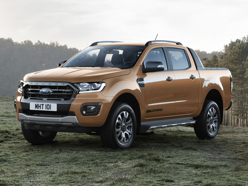 Ford Ranger Diesel >> Ford Ranger Pick Up Double Cab Wildtrak 2 0 Tdci 213 Auto