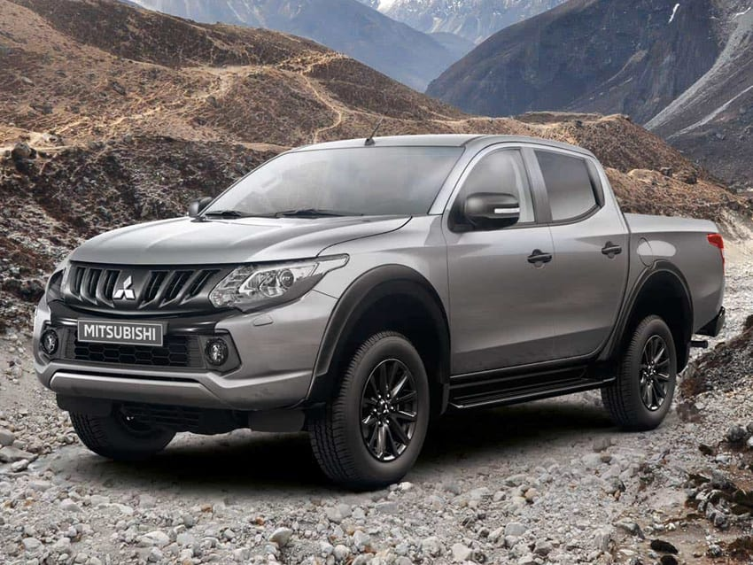 Top Mitsubishi L200 Lease van Deals