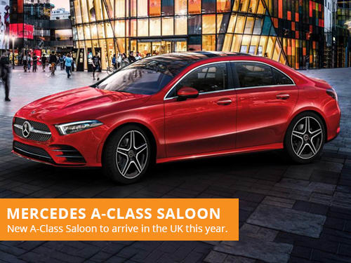 Mercedes A-Class Saloon Revealed
