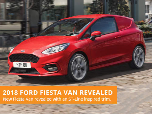 2018 Ford Fiesta Van Revealed
