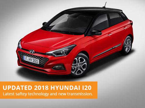 2018 Hyundai i20 Refreshed