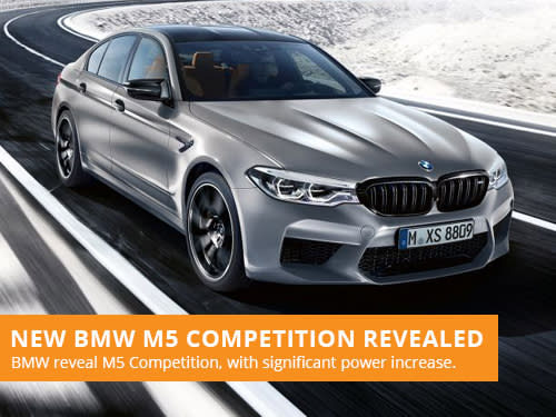 New BM5 Competition Revealed