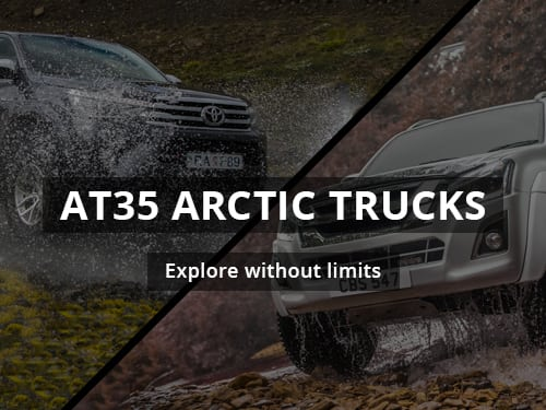 AT35 Arctic Trucks