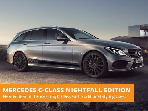 Mercedes C-Class Nightfall Edition