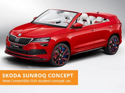 Skoda Sunroq Concept