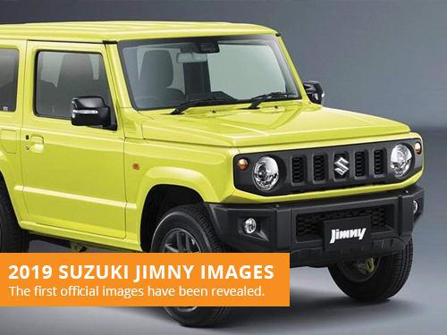 2019 Suzuki Jimny Images