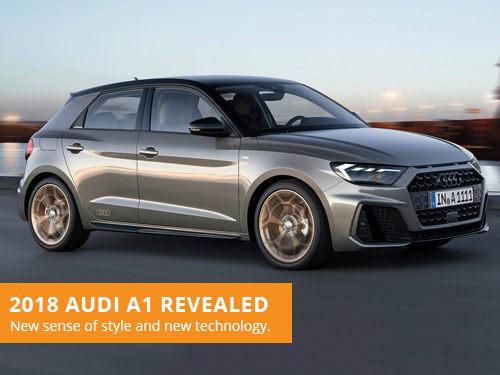 2018 Audi A1 Revealed