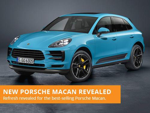 New Porsche Macan Revealed
