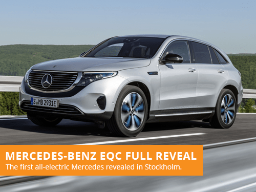 Mercedes-Benz EQC Full Reveal