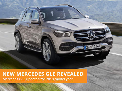 New Mercedes GLE Revealed