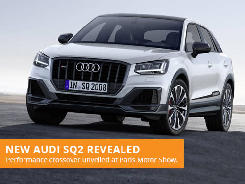 New Audi SQ2 Revealed