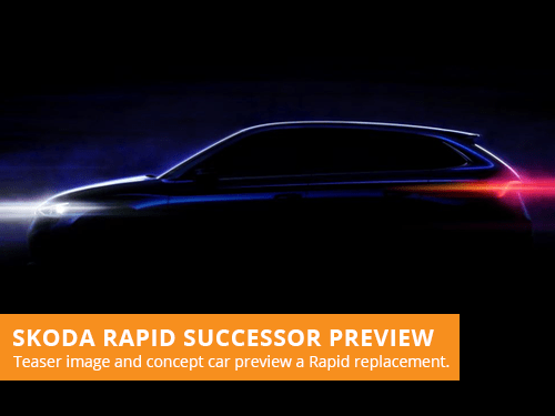 Skoda Rapid Successor Preview