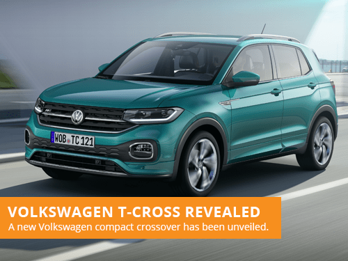 Volkswagen T-Cross Revealed