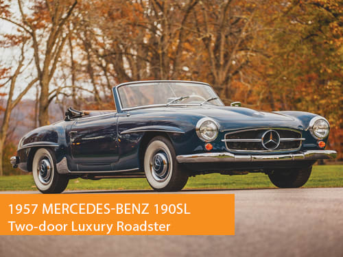 Mercedes-Benz 1957 190SL
