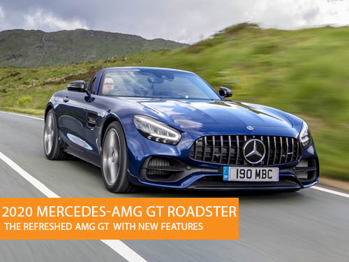 2020 Mercedes-AMG GT Roadster