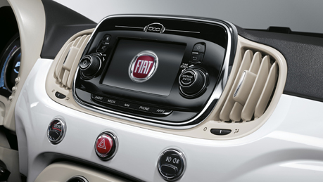 Fiat's UConnect Infotainment System