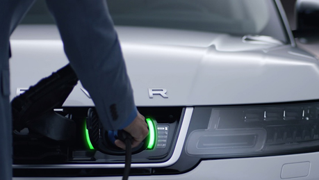 Rapid charging available