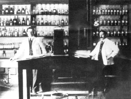 invenzione della sigaretta elettronica: Henry Ferré - Farmacista parigino